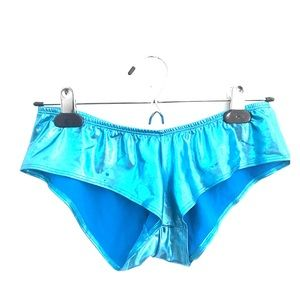 Pants - Teal/Blue Rave bottoms worn once